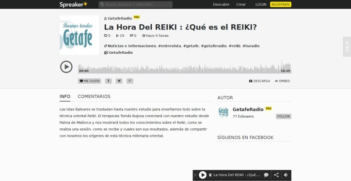 FireShot Screen Capture #092 - 'La Hora Del REIKI _ ¿Qué es el REIKI_ I GetafeRadio' - www_spreaker_com_user_8243593_la-hora-del-reiki