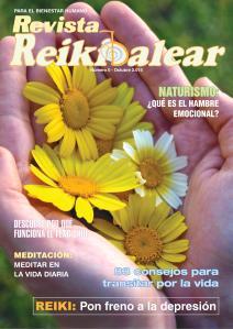 Revista Reikibalear Nº.0 Octubre 2.015